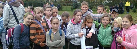 Rejowiec - pasowanie szkoła